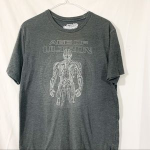 Old Navy Collectibles - gray age of Ultron Tee